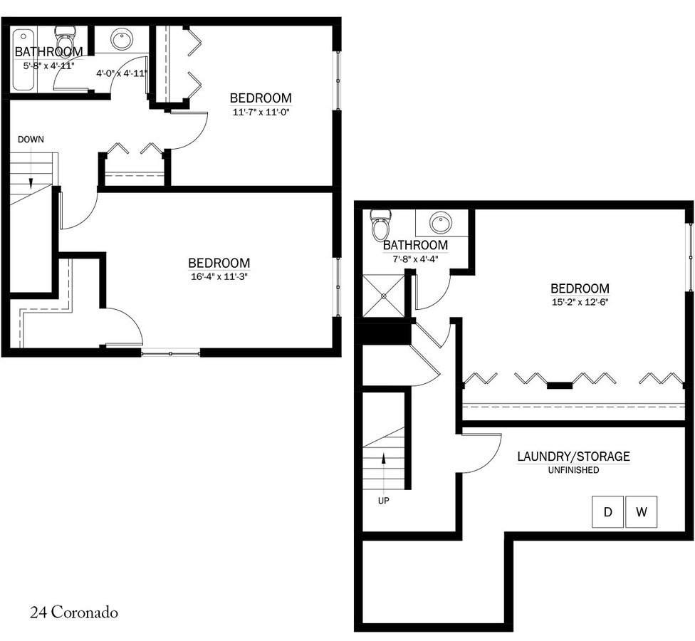 3 Bedrooms 3 Bathrooms Apartment for rent at Coronado Court in Madison, WI