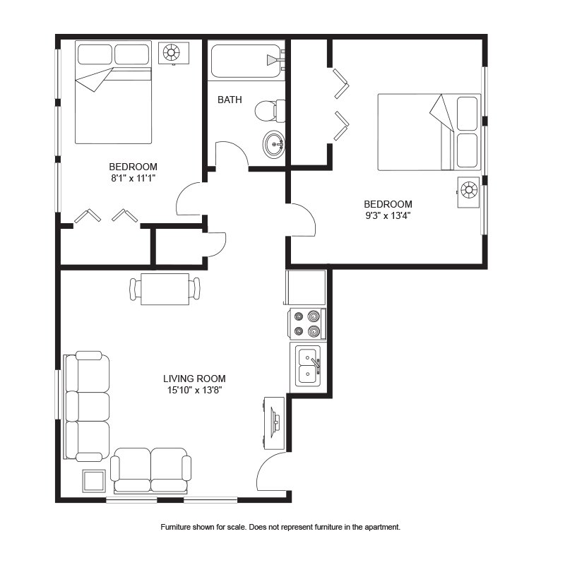 2 Bedrooms 1 Bathroom House for rent at 11 W Gilman St in Madison, WI