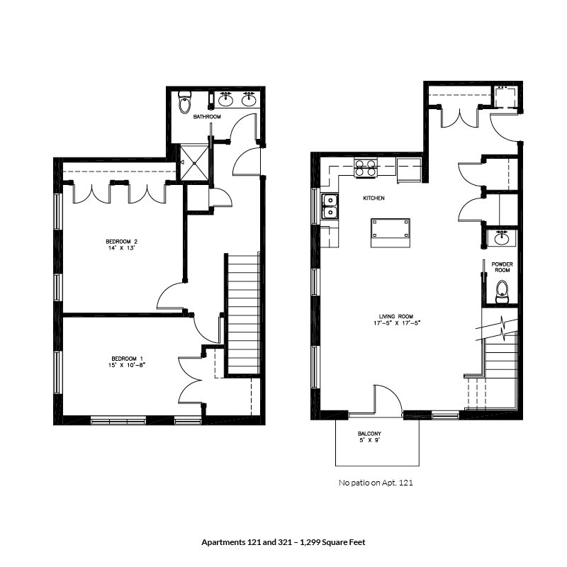 2 Bedrooms 2 Bathrooms Apartment for rent at Brownlofts Apartments in Madison, WI