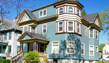 Grand Victorian Apartment for rent in Madison, WI