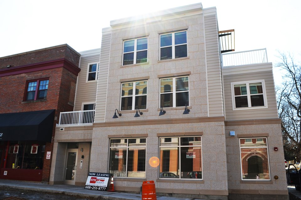 Apartments Near Edgewood 706 Harrison St for Edgewood College Students in Madison, WI