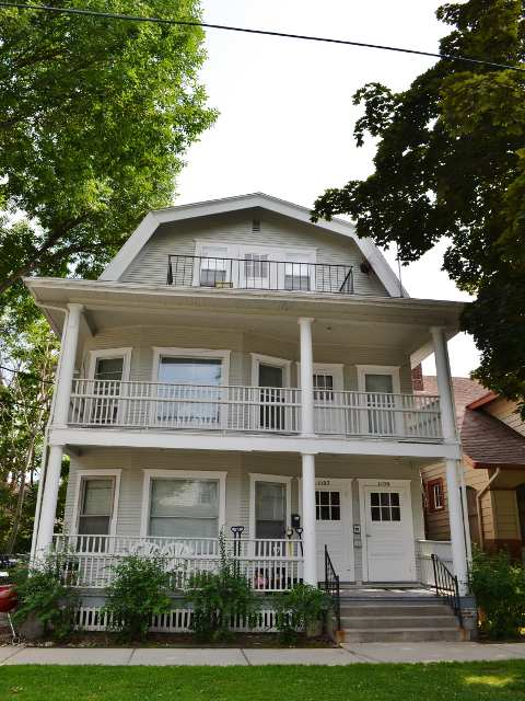 2 Bedrooms 1 Bathroom Apartment for rent at 1109 Vilas Ave in Madison, WI