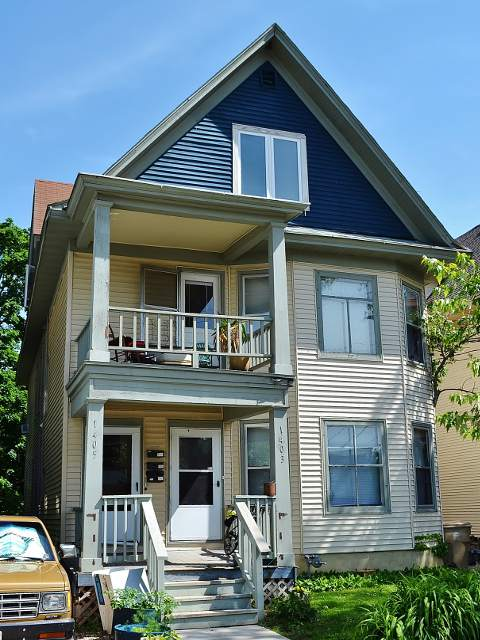 1 Bedroom 1 Bathroom House for rent at 1403 Williamson St in Madison, WI