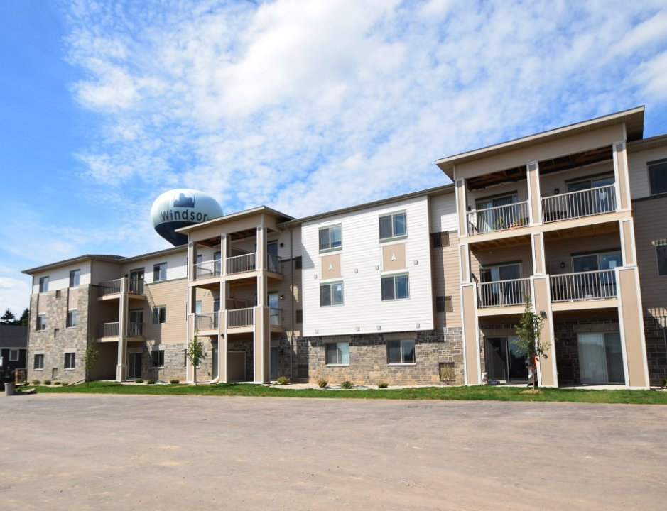 1 Bedroom 1 Bathroom Apartment for rent at North Towne Apartments in Windsor, WI