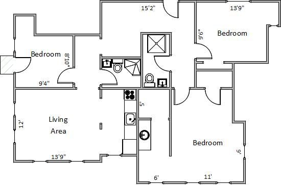 3 Bedrooms 2 Bathrooms Apartment for rent at 250 Langdon St in Madison, WI
