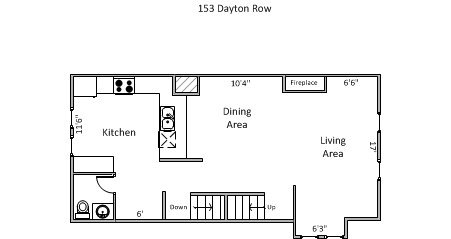 2 Bedrooms 2 Bathrooms House for rent at 153 Dayton Row in Madison, WI