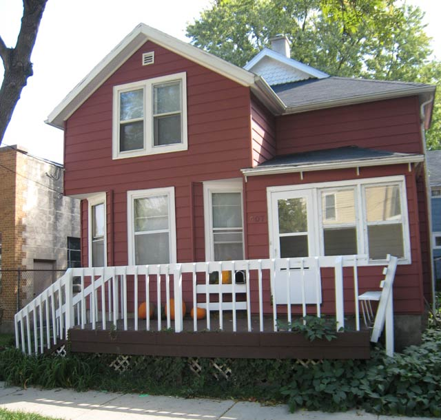 607 E Dayton St Madison, WI House For Rent