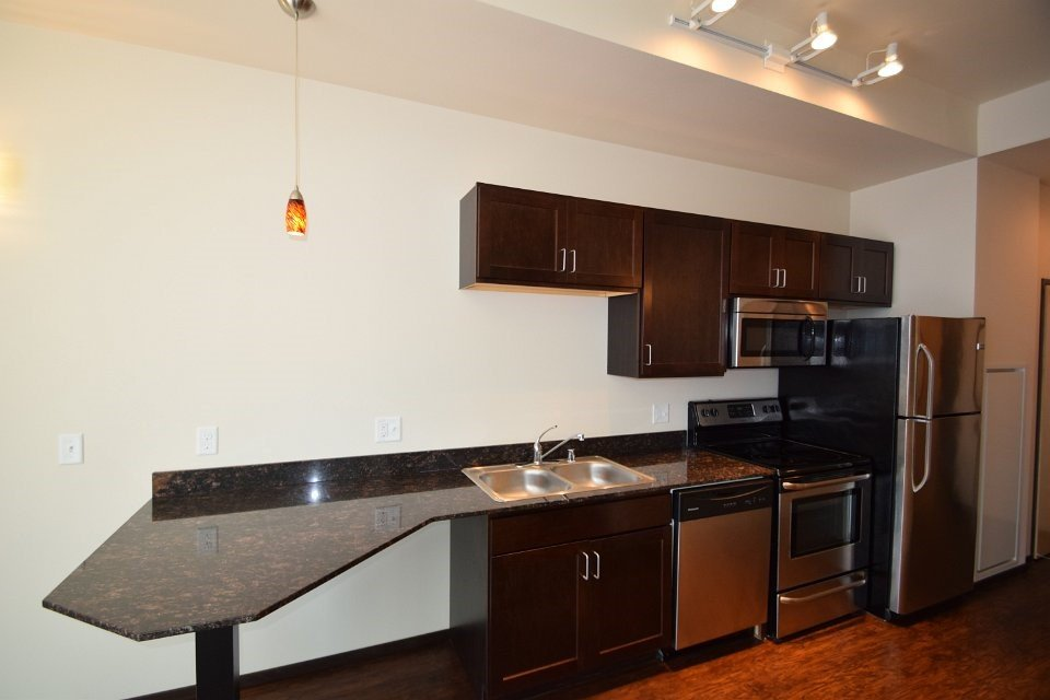 Studio 1 Bathroom Apartment for rent at The Constellation in Madison, WI