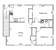 Studio 1 Bathroom Apartment for rent at 6320 Roselawn Ave in Monona, WI