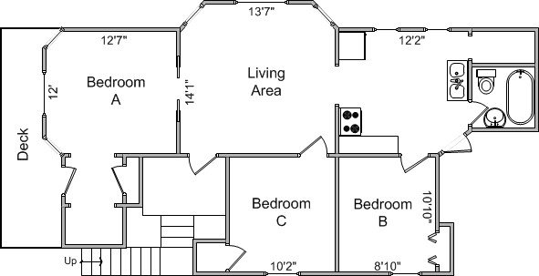 3 Bedrooms 1 Bathroom House for rent at 403 W Main St in Madison, WI