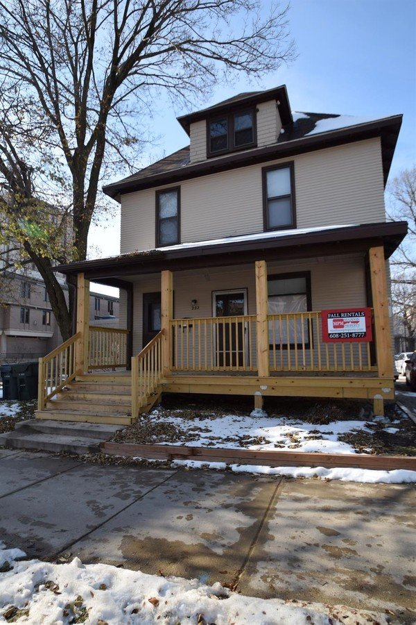 222 N Charter St Madison, WI House For Rent