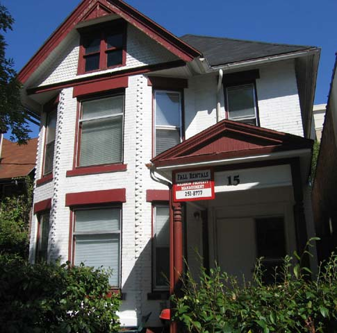 2 Bedrooms 1 Bathroom House for rent at 15 N Webster St in Madison, WI