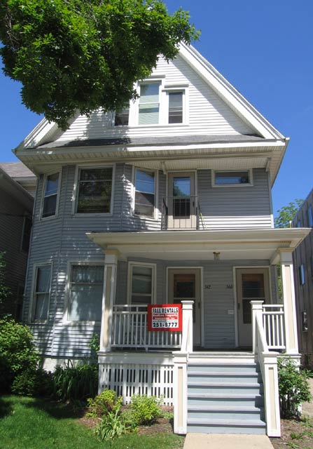 1 Bedroom 1 Bathroom House for rent at 342 W Wilson St in Madison, WI