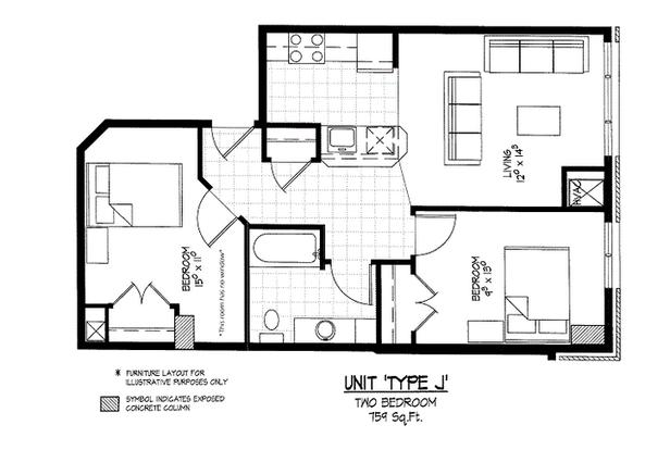 Vantage Point Apartments Madison Wi