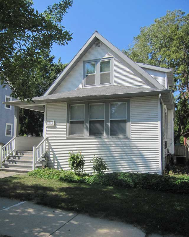 1 Bedroom 1 Bathroom House for rent at 1018 Colby St in Madison, WI