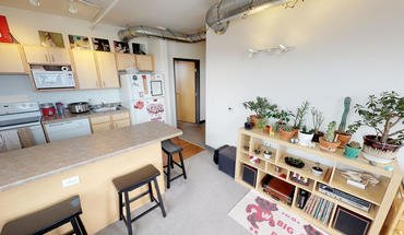 The Humbucker Apartment for rent in Madison, WI