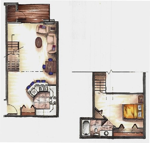 1 Bedroom 1 Bathroom Apartment for rent at Hunter's Creek in Sun Prairie, WI