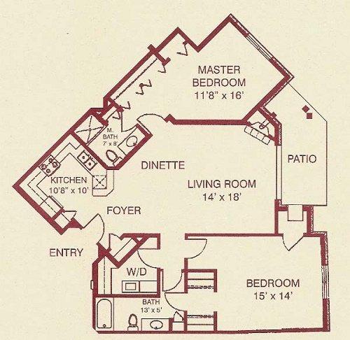 Regency Place Apartments: Regency Place Senior Housing Apartments Sun Prairie, WI