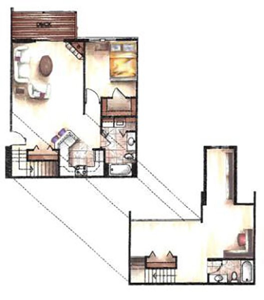 2 Bedrooms 2 Bathrooms Apartment for rent at Hickory Pointe in Madison, WI