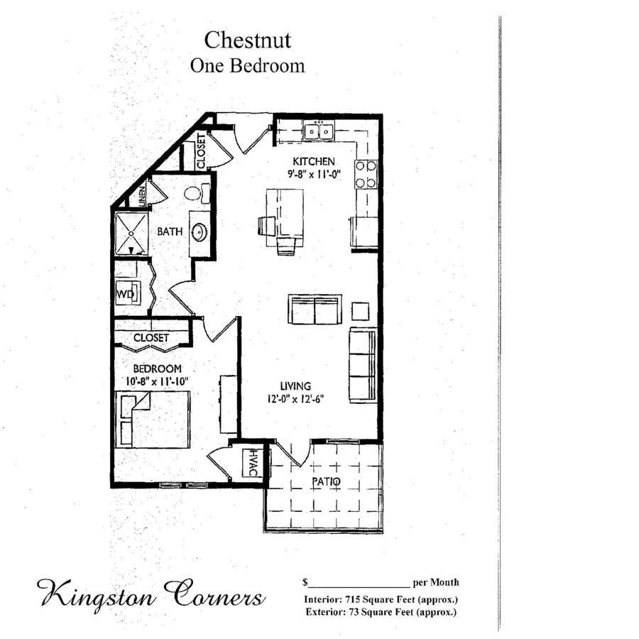 Kingston Corners Apartments Madison, WI