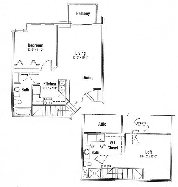 2 Bedrooms 2 Bathrooms Apartment for rent at Seminole Creek in Madison, WI