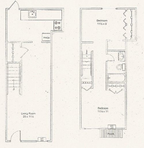 2 Bedrooms 1 Bathroom Apartment for rent at Kingston Place in Madison, WI