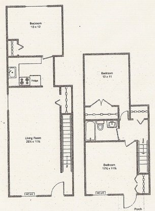 3 Bedrooms 2 Bathrooms Apartment for rent at Kingston Place in Madison, WI