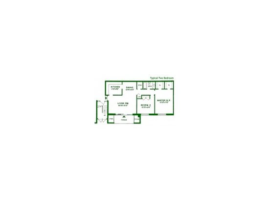 2 Bedrooms 1 Bathroom Apartment for rent at Valley Stream Apartments in Lansdale, PA