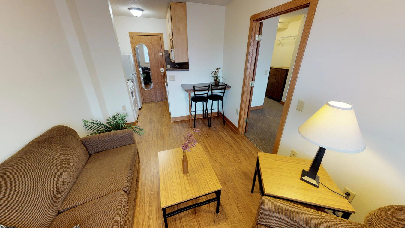 1 Bedroom 1 Bathroom Apartment for rent at Saxony Apartments in Madison, WI