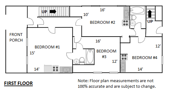 8+ Bedrooms 3 Bathrooms House for rent at 11 S. Bassett St in Madison, WI