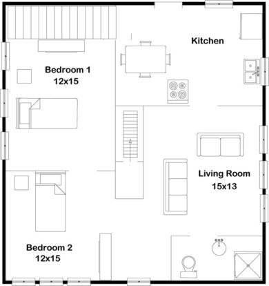 2 Bedrooms 1 Bathroom Apartment for rent at 1906-1908 Madison Street in Madison, WI