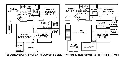 2 Bedrooms 2 Bathrooms Apartment for rent at Wyndridge Apartments in New Berlin, WI
