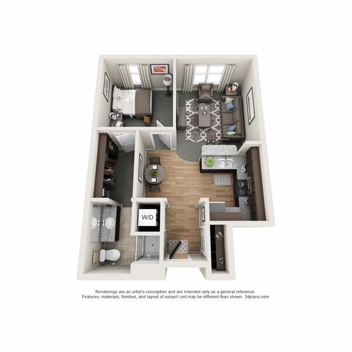 Apartments In Champaign Il: Latitude Apartments Champaign, IL