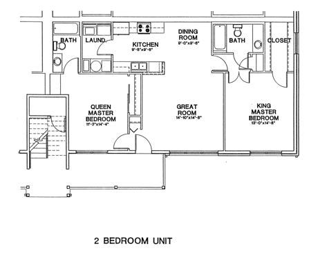 2 Bedrooms 2 Bathrooms Apartment for rent at Aspen Pines in Newport, KY