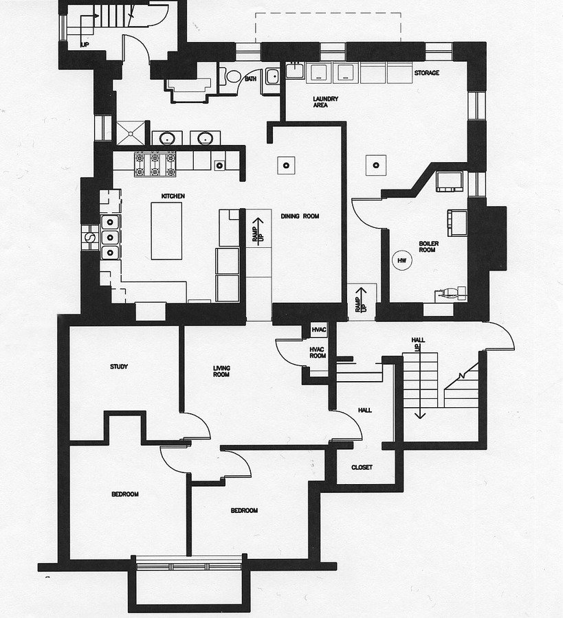 3 Bedrooms 1 Bathroom Apartment for rent at 2803 Clifton in Cincinnati, OH