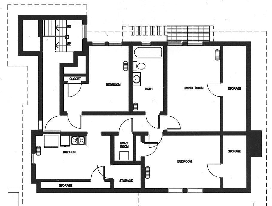 2 Bedrooms 1 Bathroom Apartment for rent at 2803 Clifton in Cincinnati, OH
