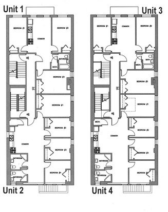 3 Bedrooms 1 Bathroom Apartment for rent at 345 Calhoun St. in Cincinnati, OH