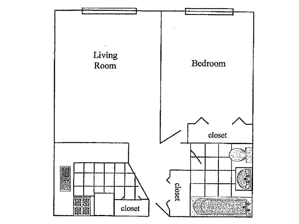 1 Bedroom 1 Bathroom Apartment for rent at St. Anthony Village in Minneapolis, MN