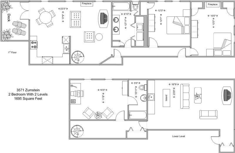 2 Bedrooms 1 Bathroom Apartment for rent at 3571 Zumstein in Cincinnati, OH