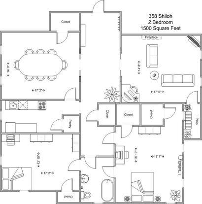 2 Bedrooms 1 Bathroom Apartment for rent at 358 Shiloh in Cincinnati, OH