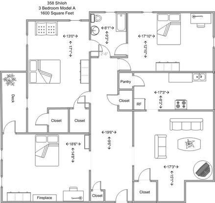 3 Bedrooms 1 Bathroom Apartment for rent at 358 Shiloh in Cincinnati, OH