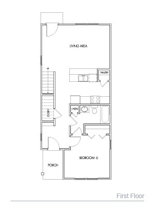 3 Bedrooms 3 Bathrooms Apartment for rent at The Orchard At Knoxville in Knoxville, TN