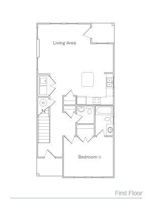 4 Bedrooms 4+ Bathrooms Apartment for rent at The Orchard At Knoxville in Knoxville, TN