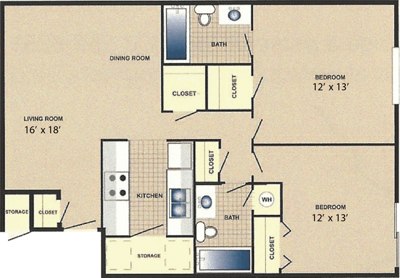 Summerwind Apartments Greenville, TX