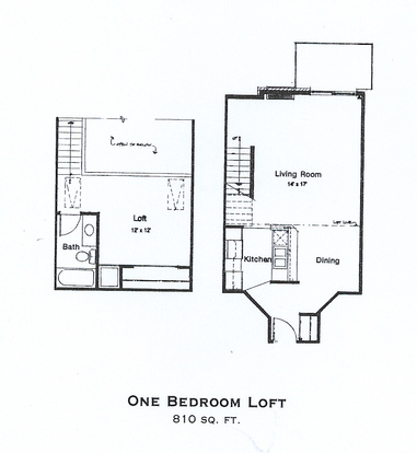 1 Bedroom 1 Bathroom Apartment for rent at Junction Ridge in Madison, WI