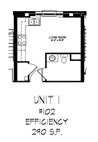 Studio 1 Bathroom Apartment for rent at The Lake House in Madison, WI