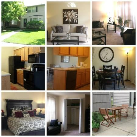 3 Bedrooms 2 Bathrooms Apartment for rent at Woodbury Gardens Apartments And Townhomes in Ann Arbor, MI