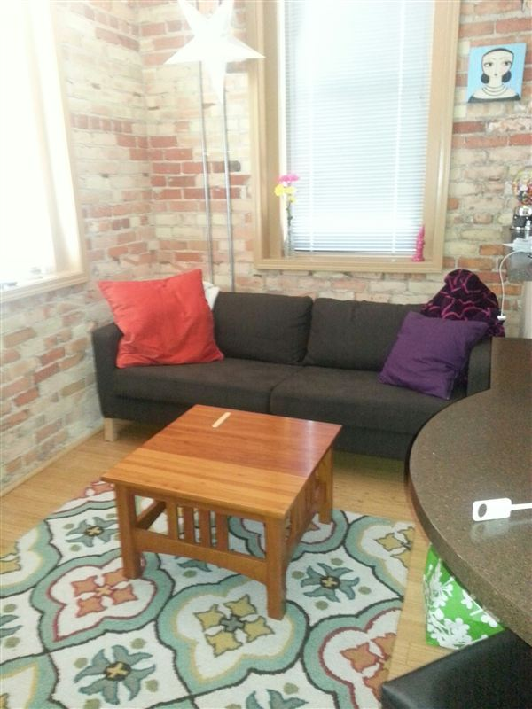 1 Bedroom 1 Bathroom Apartment for rent at 310 S Mechanic Lofts in Jackson, MI