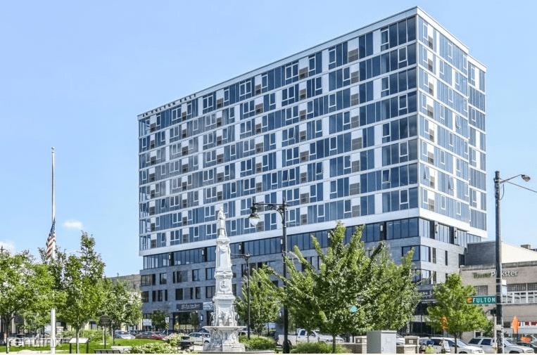 20 Fulton Street East Apartments Grand Rapids Mi