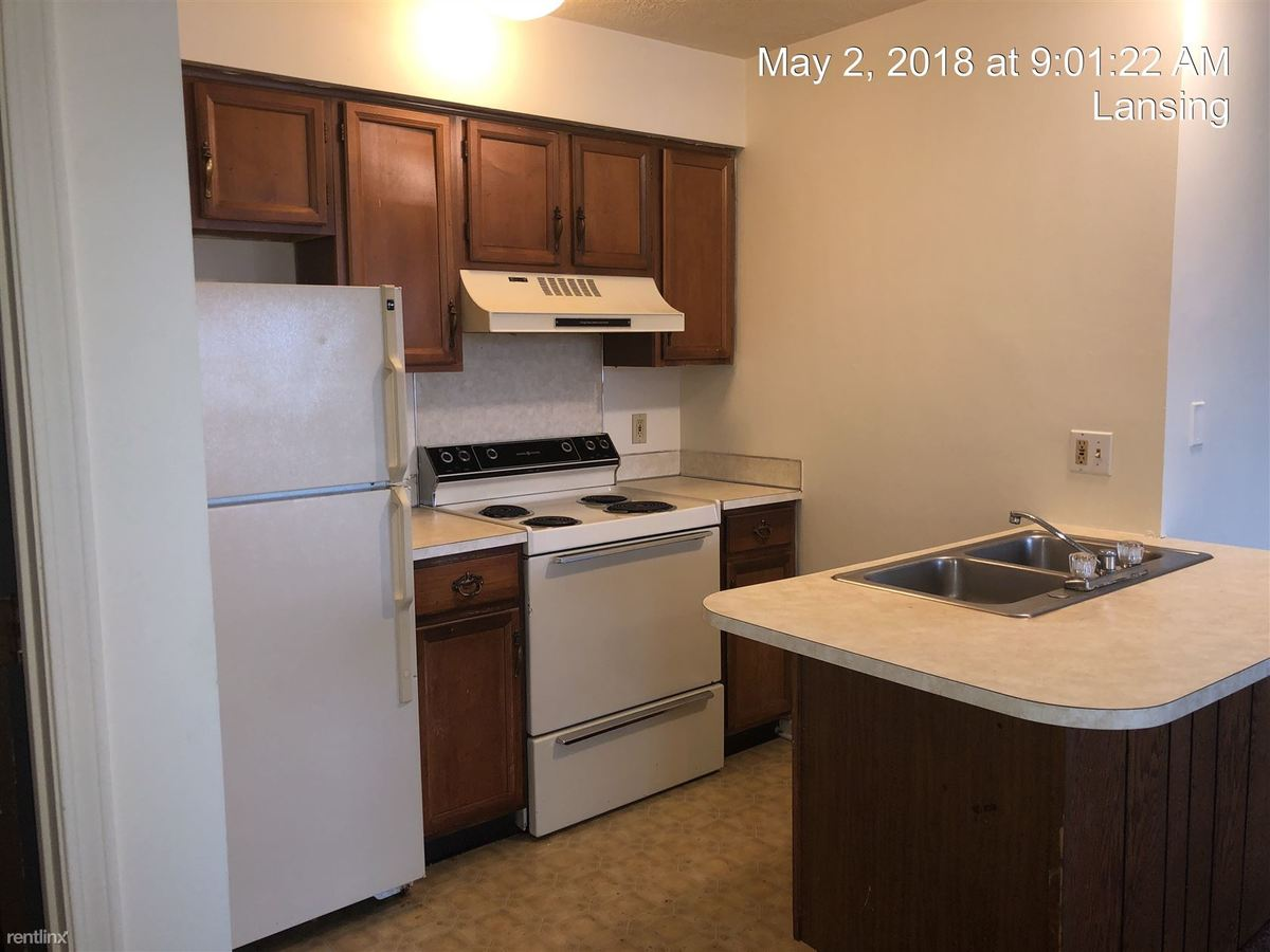 1 Bedroom 1 Bathroom Apartment for rent at Bardaville Apartments in Lansing, MI